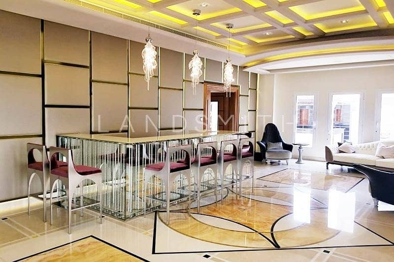 2 Top Luxurious 8Bedrooms Fully Furnished Mansion
