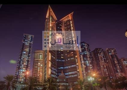 شقة 3 غرف نوم للايجار في الخان، الشارقة - sharjah islamic bank building