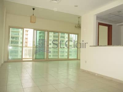 2 Bedroom Apartment for Sale in The Greens, Dubai - Reduced Price 2 BR+Study   Al Samar 4   Pool View