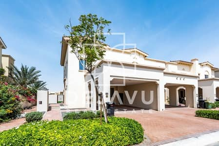3 Bedroom Villa for Rent in Reem, Dubai - Never Occupied Type 3E | Single row | Close to park