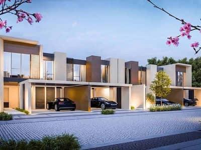 Brand New 4 BR Townhouse Cherrywoods Dubailand