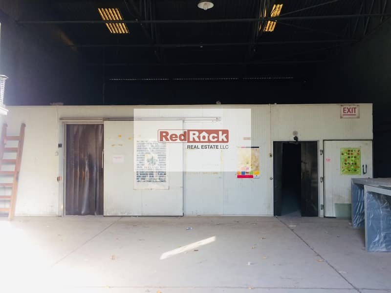 2 Cold Storage || 2800 Sqft Warehouse || Ras Al Khor