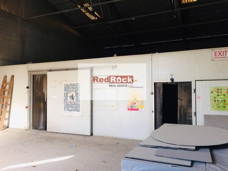 2 Cold Storage || 2800 Sqft Warehouse || Ras Al Khor