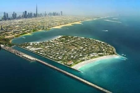 Plot for Sale in Pearl Jumeirah, Dubai - Direct to Beach Residential Plot Freehold