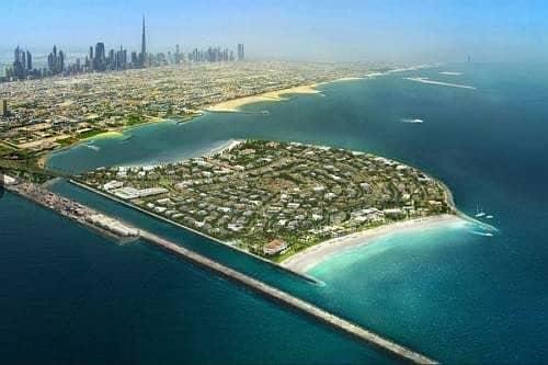 ارض سكنية في لؤلؤة جميرا 5166000 درهم - 3815912
