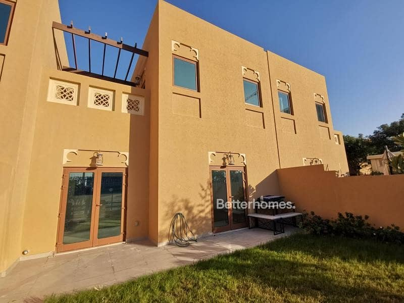 Type B   Dubai Style Townhouse   Rented.