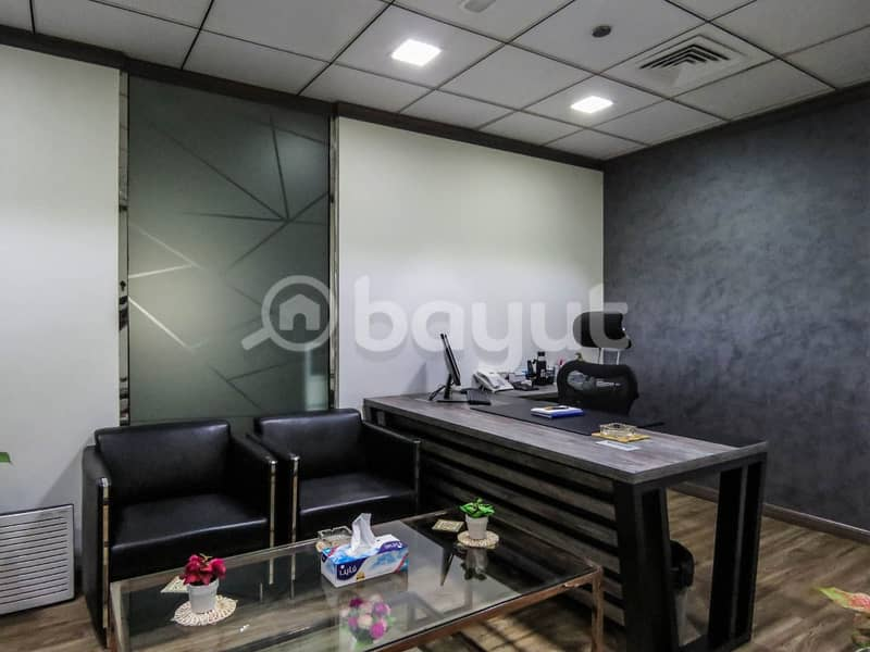 OFFICES FOR RENT BESIDE ADCB METRO STATION