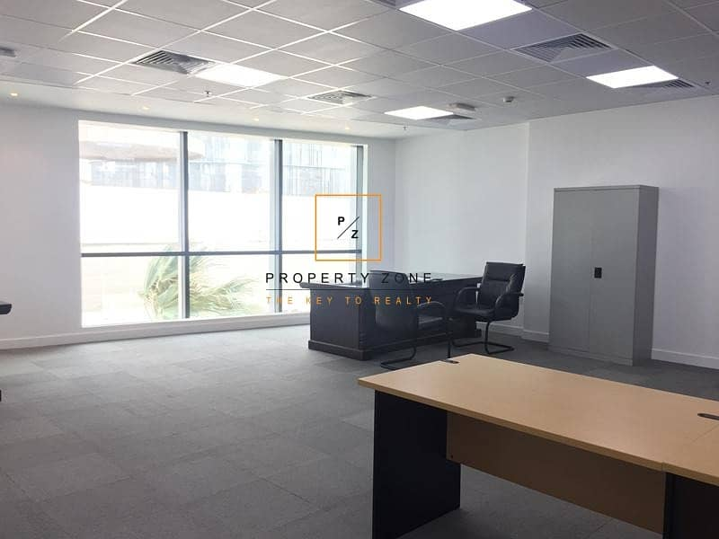 Newly Fitted Office with Toilet and Pantry Close to Metro