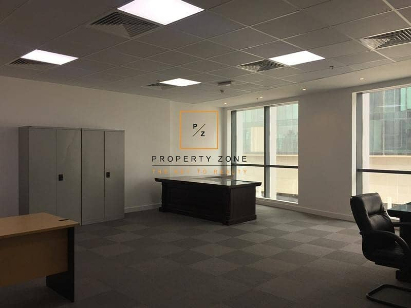 2 Newly Fitted Office with Toilet and Pantry Close to Metro