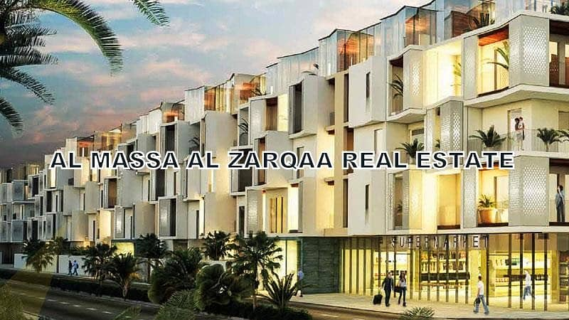 Community View Brand New  2 Bedrooms in Mirdif