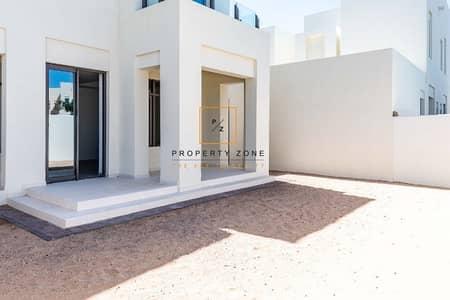 3 Bedroom Villa for Sale in Reem, Dubai - 3 BHK+ Maids Corner Big Plot  Single Row Type A in Mira 1
