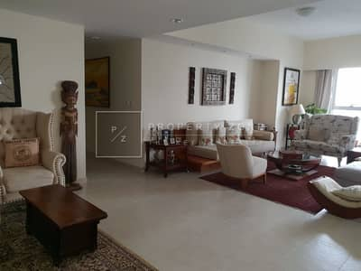 Upgraded Large 4 BHK+ Study+ Maids in Tower L