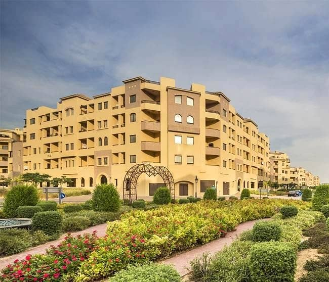 1 Month Rent Free 1 BR  Ghoroob Mirdif