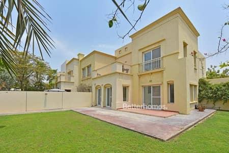 فیلا 3 غرفة نوم للبيع في الينابيع، دبي - Corner Villa | 1E  | Close to the Lake |