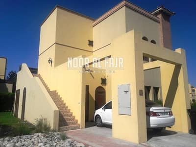 FLEXIBLE PAYMENT SHOROOQ | 2 B/R VILLA