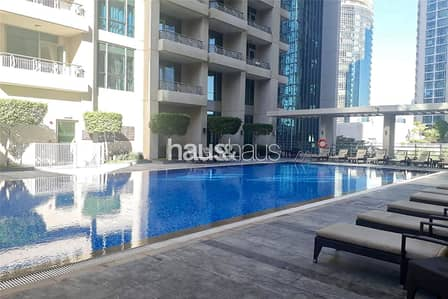 1 Bedroom Apartment for Rent in Downtown Dubai, Dubai - Furnished or Unfurnished| Chiller Free |Available