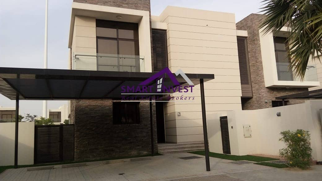 1 Fully Furnished 3BR  Villa for rent in Damac Hills