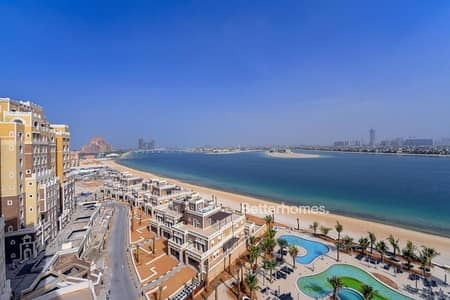 3 Bedroom Flat for Sale in Palm Jumeirah, Dubai - Sea & Palm View | High Floor | Vacant |