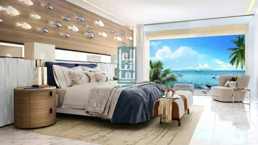 1 Bedroom Hotel Apartment for Sale in The World Islands, Dubai - Guranteed ROI 100% Offer Special features _1bhk
