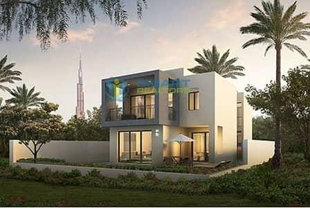 4 Bedroom Villa for Sale in Dubai Hills Estate, Dubai - GOOD LOCATION 4BED 2E MAPLE 1