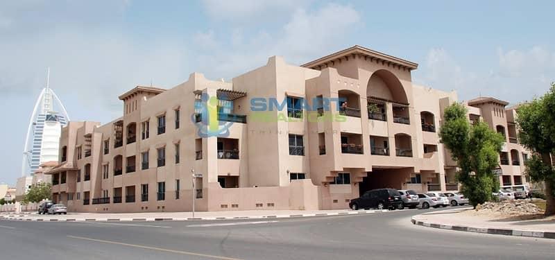 11 Burj Al Arab View I Spacious Apartment I Umm Suqiem 2