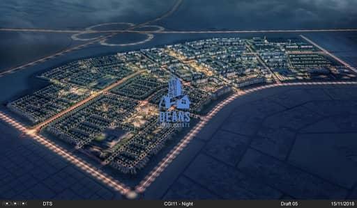 Plot for Sale in Al Shamkha, Abu Dhabi - Best Deal in AL Reeman with 2% ADM Fee on us for G+5