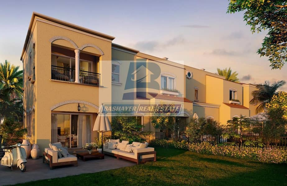 AMAZING VILLA in DUBAI LAND/5% Booking / 75% POST HAND OVER for 5 Years / 4% DLD WAIVED