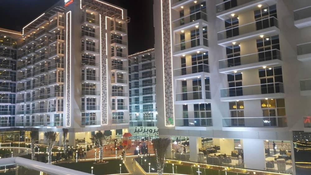 استثمر فى أستوديو سيتى شقة 3 غرف  مستأجرة 85000 درهم  سنوى .