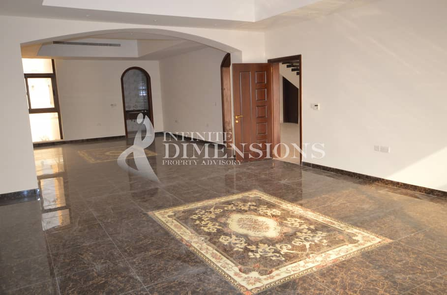 2 Brand new and Modern 4BR Villa with Driver Rm+Pool