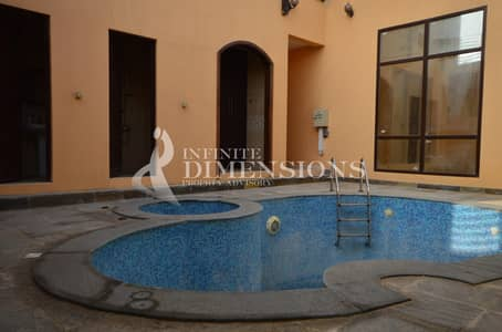Brand new and Modern 4BR Villa with Driver Rm+Pool