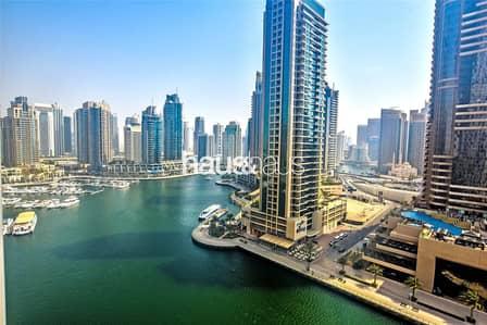 Exclusive | Marina & Sea Views | Rented |