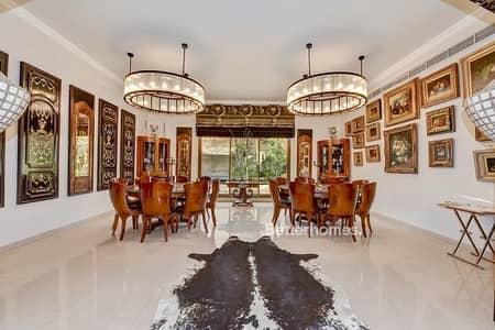 فیلا 6 غرفة نوم للبيع في المنارة، دبي - Garden | Pool | Big Plot | Best Location