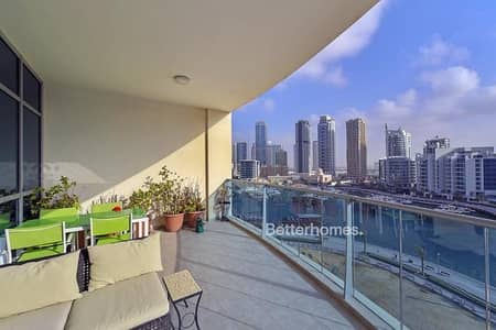 2 Bedroom Apartment for Sale in Dubai Marina, Dubai - The Jewels | Maid's room | High Floor | Full Marina