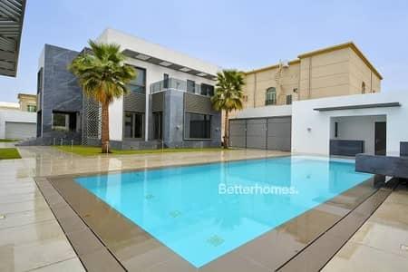 فیلا 5 غرفة نوم للبيع في المنارة، دبي - Brand New | Custom Built | Vacant
