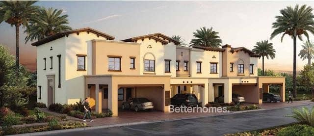 Type H 3Br+Maid Villa Mira Oasis Phase 1