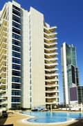 15 Large 1 Bed Unit in Dorra Bay | Vacant | Marina View