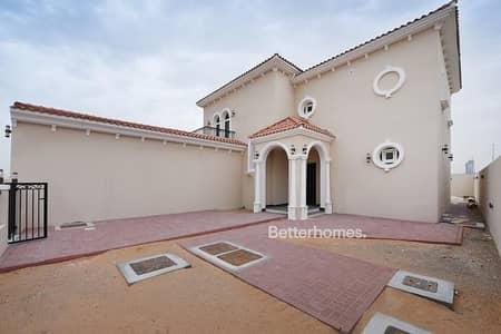 فیلا 4 غرفة نوم للبيع في جميرا بارك، دبي - Custom Built | 4 bed + Maid | District 6