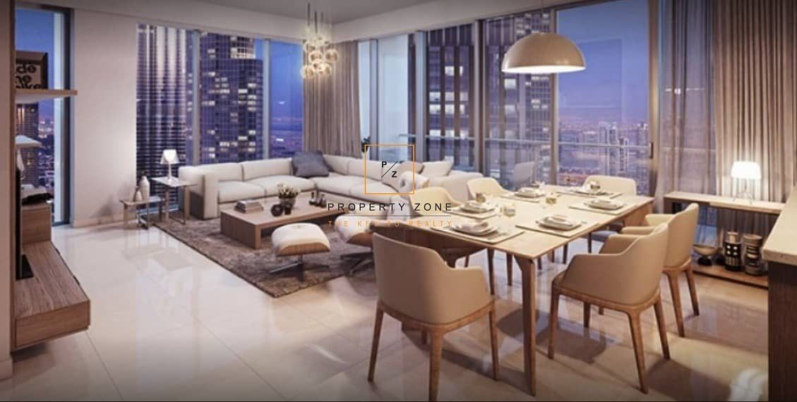 Good Investment for 2 BHK in Forte Tower 1
