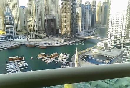 2 Bedroom Flat for Sale in Dubai Marina, Dubai - 8% ROI | Full Marina View| Close to Metro