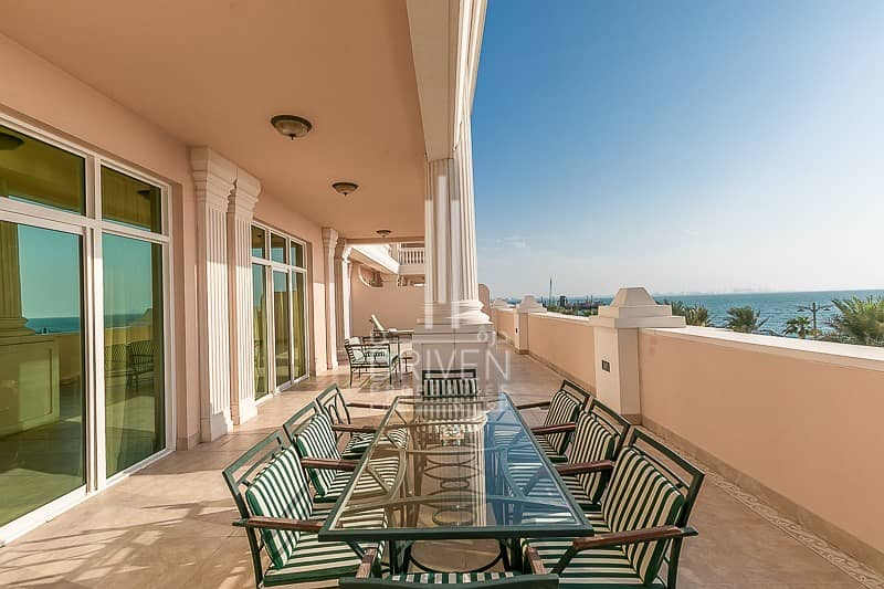 11 LUXURIOUS 4 BR PENTHOUSE   FULL SEA VIEW