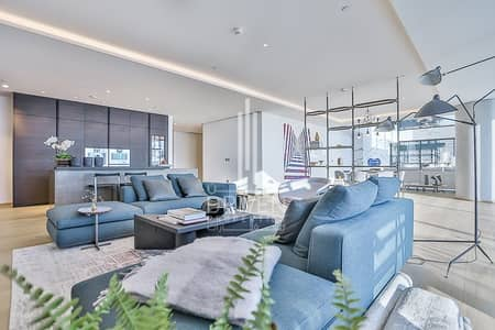 4 Bedroom Apartment for Sale in Palm Jumeirah, Dubai - PREMIUM 4 BED | SIMPLEX  | FULL SEA VIEW