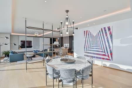 شقة 3 غرف نوم للبيع في نخلة جميرا، دبي - PREMIUM 4 BED | SIMPLEX  | FULL SEA VIEW