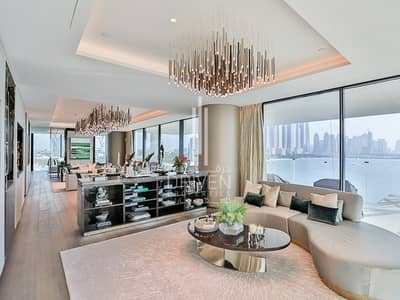 4 Bedroom Flat for Sale in Palm Jumeirah, Dubai - SUPREME LUXURY 3 BR APT | STYLISH LAYOUT
