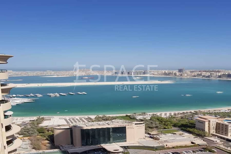 Sea View | Marina Crown | 4 Bed Plus Maids