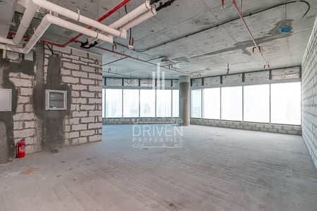 Floor for Rent in Business Bay, Dubai - Full floor office available for rent in Prime Tower