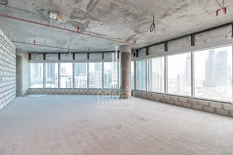 2 Full floor office available for rent in Prime Tower