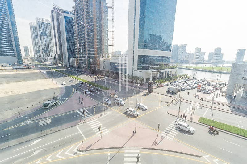 10 Full floor office available for rent in Prime Tower