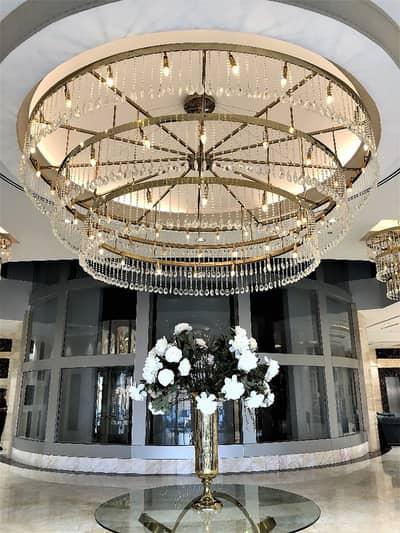 1 Bedroom Apartment for Sale in Sheikh Maktoum Bin Rashid Street, Ajman - ENTRANCE LOBBY