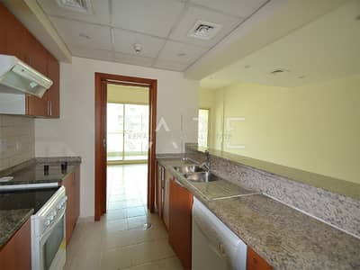 2 Bedroom Flat for Sale in The Greens, Dubai - Huge 2 Bedroom  Study facing the Pool