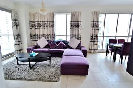 1 Bedroom Flat for Rent in Downtown Dubai, Dubai - BURJ VIEW | ONE BED | FULLY FURNISHED
